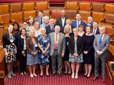Seacroft Grange Welcomes Leeds University Research Team