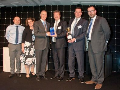 York's Chocolate Works wins Best Care Village in the UK at London Award Ceremony.
