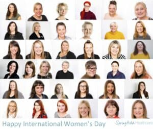 Springfield supporting International Women's Day