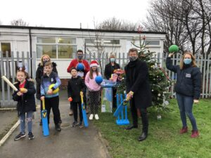 Springfield Healthcare supporting the local community this Christmas