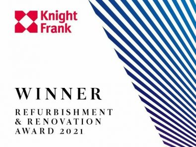 Knight Frank Refurbishment & Renovation Award Winner