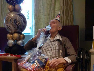 100th Birthday Celebrations at Seacroft Grange