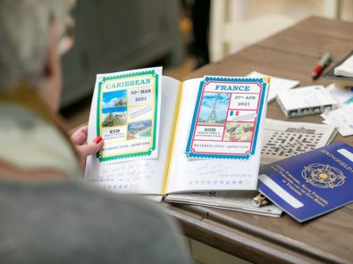 Our Residents are travelling around the World with our new 'Grab Your Passport!' initiative