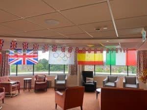 Springfield Olympics at Seacroft Green Care Centre