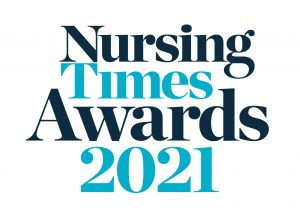 Finalists announced for the Nursing Times Awards 2021