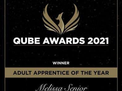 Springfield's Melissa Senior wins Adult Apprentice of the Year